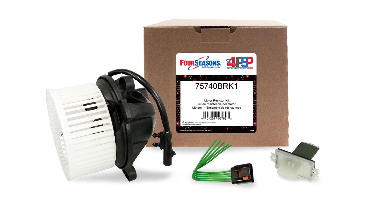 New Four Seasons 55680 A70947 A//C Refrigerant Hose